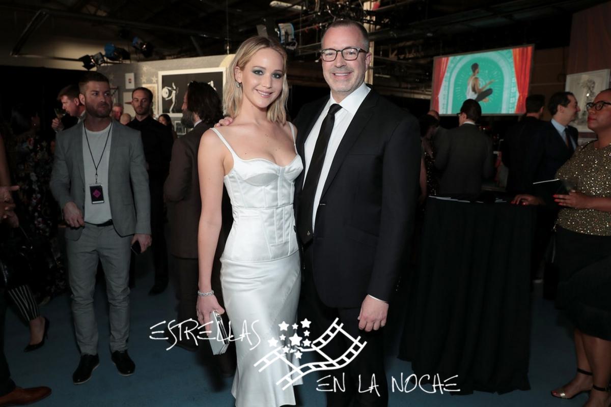 Jennifer Lawrence en la Gala BAM 2018 (1)