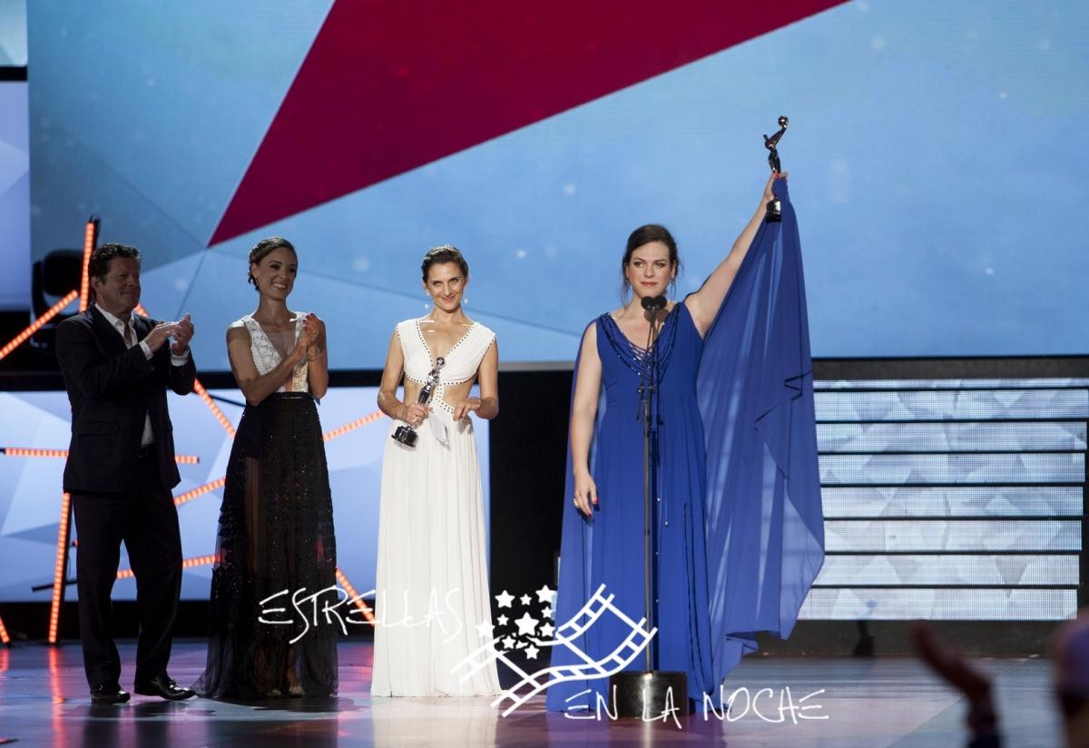 Daniela Vega, Premio Platino a la Mejor interpretación femenina
