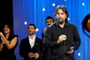 El director Isaki Lacuesta