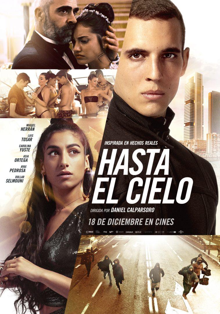 PÓSTER - HASTA EL CIELO